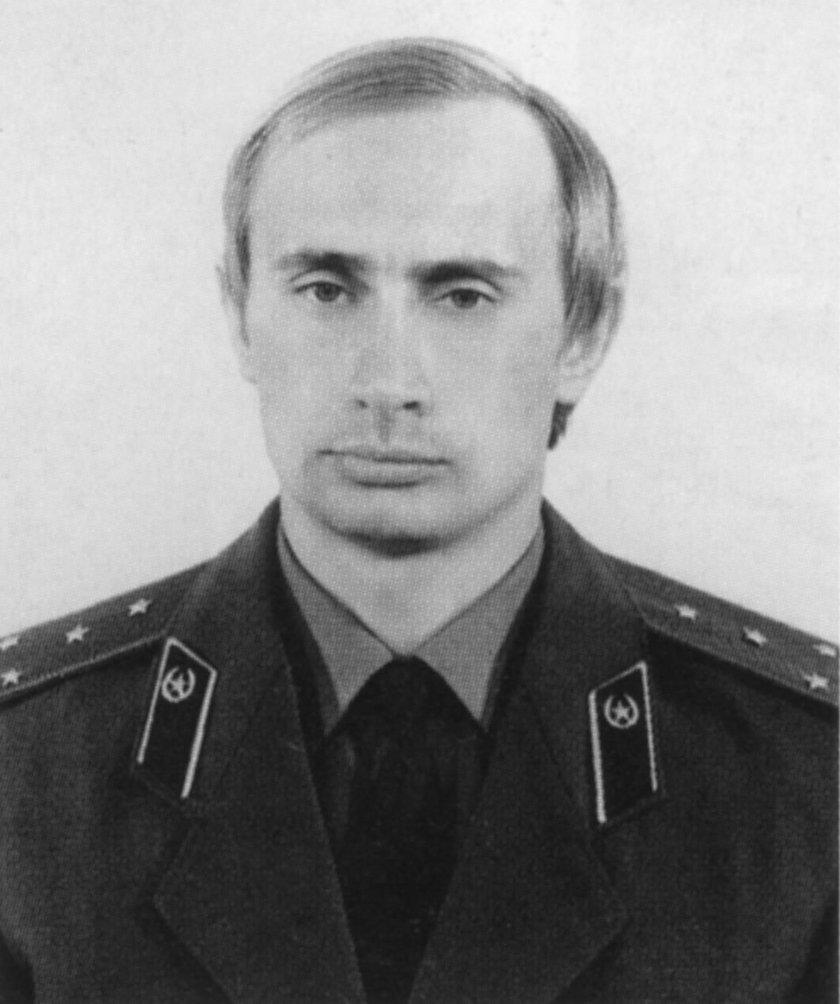 Odnaleziono legitymację Stasi należącą do Władimira Putina