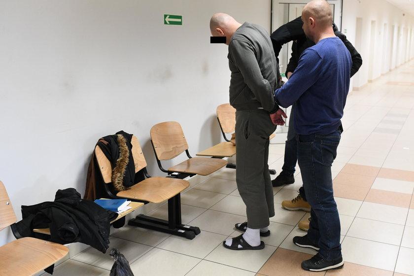 Atak nożownika na dworcu w Tarnowie. Jest akt oskarżenia