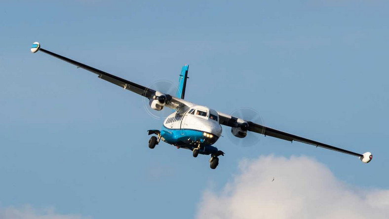 Samolot L-410