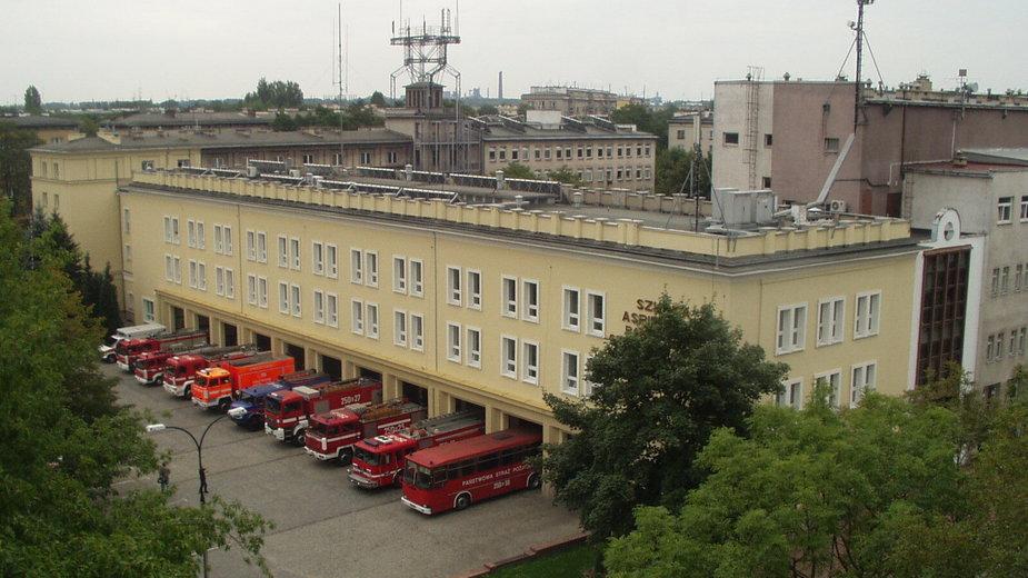 Szkoła Aspirantów Państwowej Straży Pożarnej w Krakowie