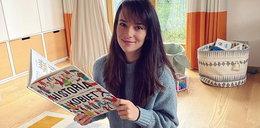 Anna Czartoryska pokazała wnętrza swojego nowego domu. Jak mieszka aktorka?