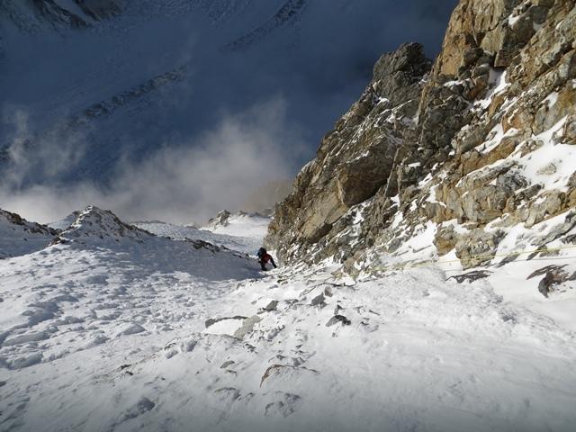 Broad Peak - wyprawa PZA 2013 - przed obozem I