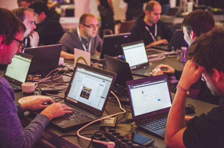 TomTom hackhathon w Łodzi zgromadził 250 inżynierów z całego świata