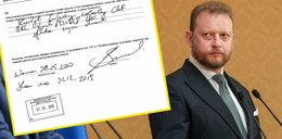 Oświadczenie majątkowe Szumowskiego. Minister znów to zrobił!