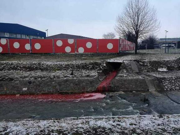 Reka Despotovica kod Gornjeg Milanovca