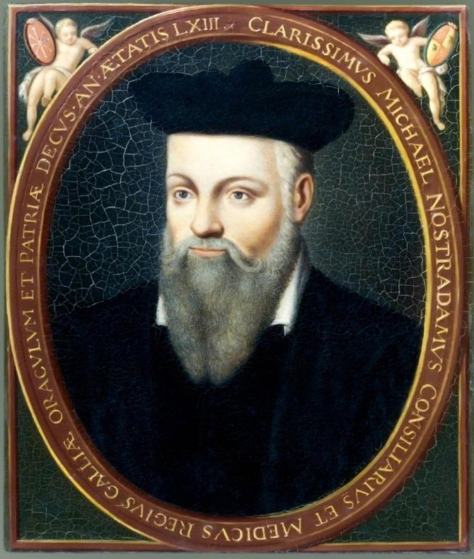 Nostradamus je za predstojeću godinu predvideo ove stvari