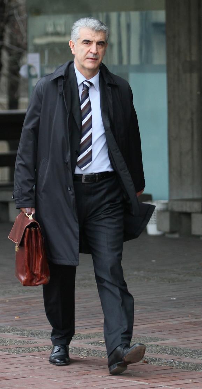 Advokat Veselin Cerović