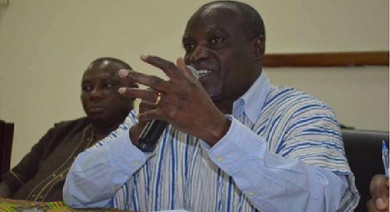 CEO of NPA, Moses Asaga