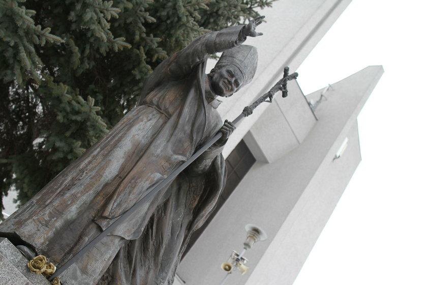 Pomnik Papieża Polaka