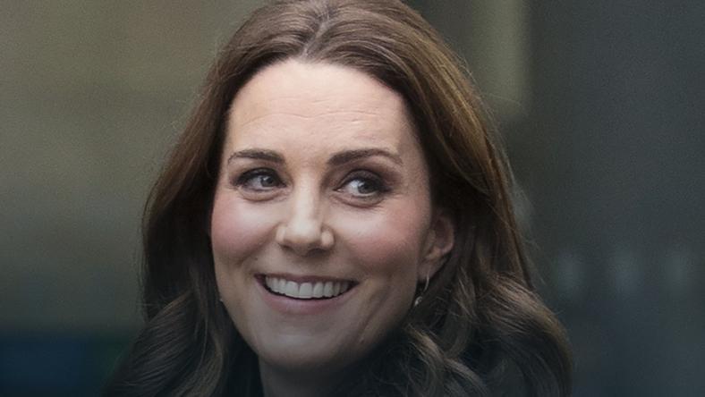 Kate Middleton w płaszczu z Zary