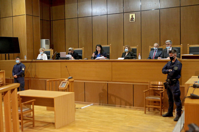 Suđenje pripadnicima Zlatna zora
