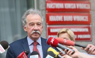 Szef PKW: Powinna istnieć możliwość kontrolowania działań partii przed kampanią
