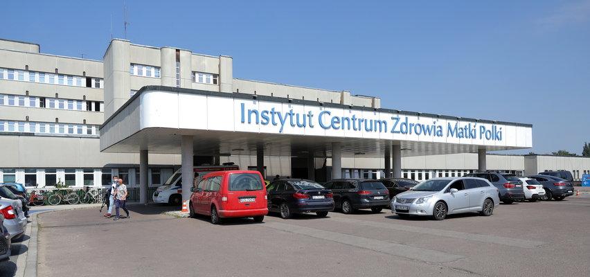 Szpital ICZMP w Łodzi po pandemii otwiera się na odwiedzających. Zaszczepieni mogą przyjść do pacjentów