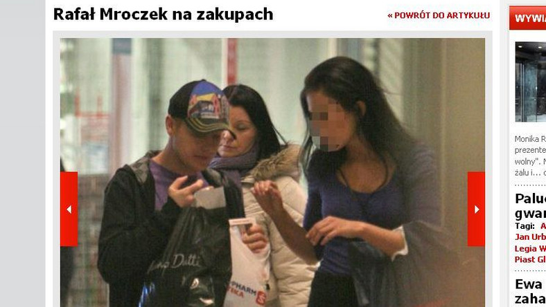 Rafał Mroczek wreszcie ma dziewczynę!