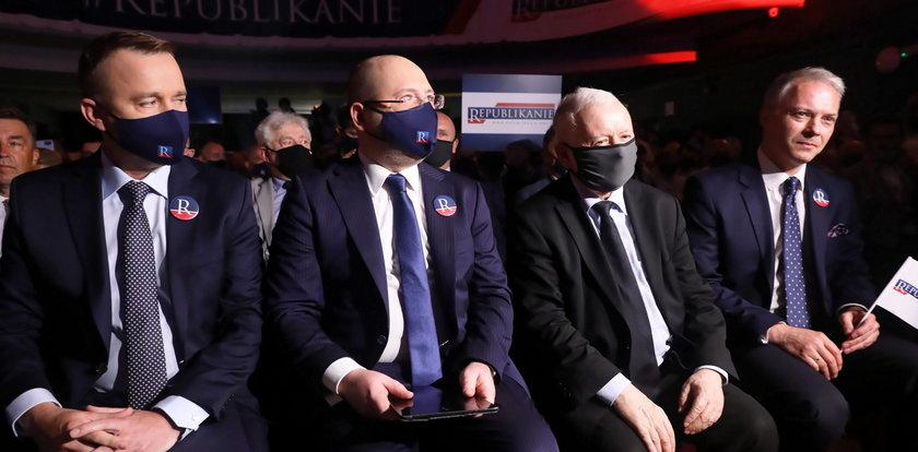 Nowa partia polityczna w Polsce. Wzmocni polską prawicę i jest dumna z powiązań z PiS