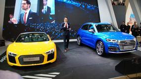 Poznań Motor Show 2017: imponujące premiery Audi