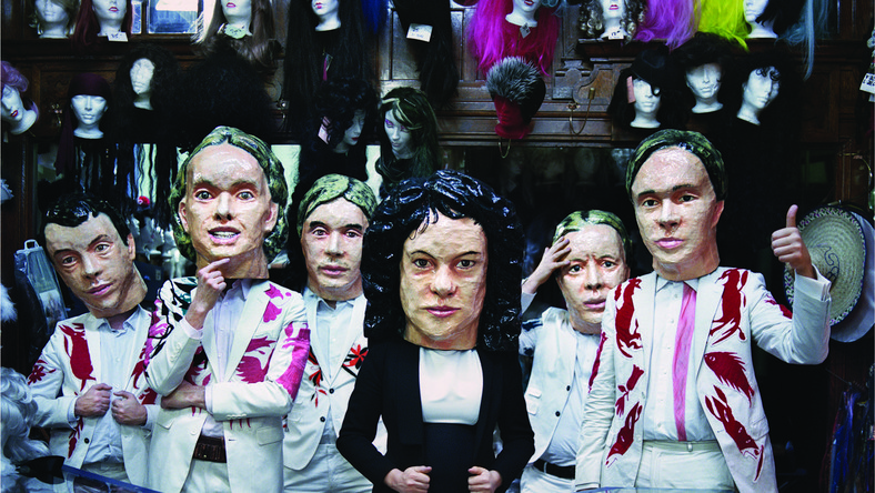 Arcade Fire headlinerem Glastonbury