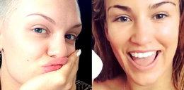 Te celebrytki nie potrzebują makijażu