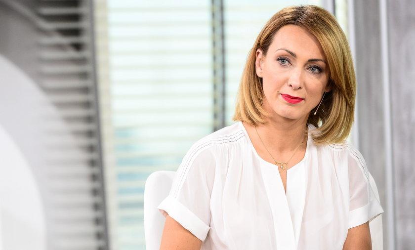 Anna Kalczyńska pomaga córce zwalczyć alergię