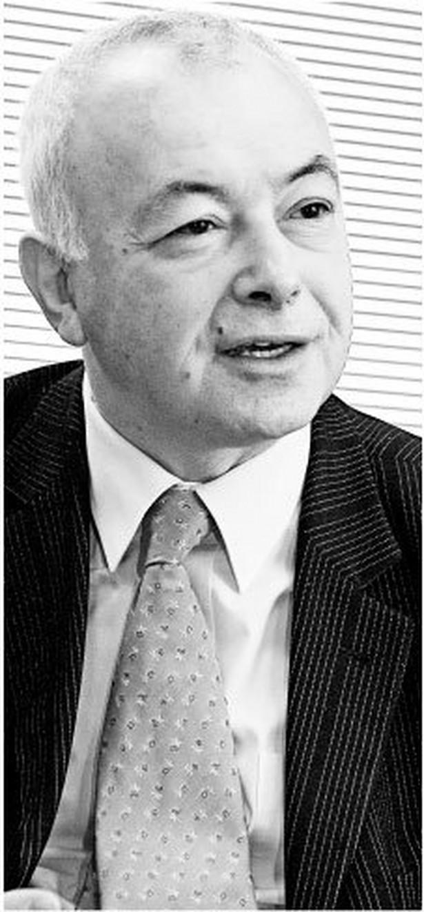 Michał Kulesza Fot. Wojciech Górski