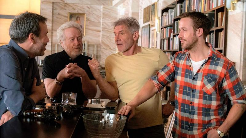 """""""Blade Runner 2049"""": zdjęcie z planu"""