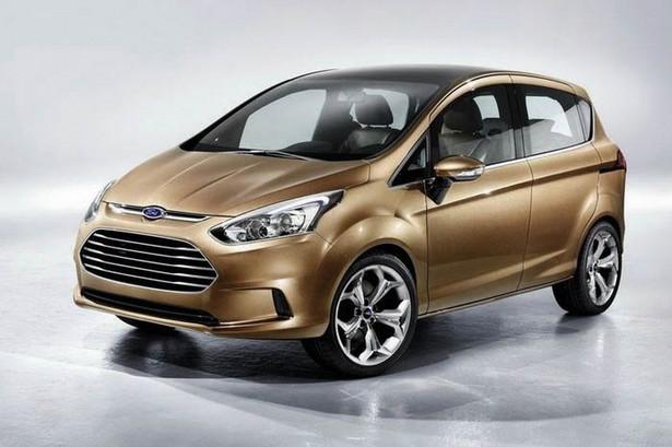 """Ford B-MAX Nowy Ford B-MAX, kompaktowy samochód wielofunkcyjny, który jest już dostępny w sprzedaży. Ford B-MAX wyposażony w system panoramicznych drzwi Ford Easy Access Door zintegrowanych ze słupkiem B, pozwalający uzyskać nieograniczony, szeroki na 1,5 metra dostęp do wnętrza samochodu. W samochodzie będzie również stosowany system komunikacji SYNC oraz zwycięzca konkursu """"Międzynarodowy silnik roku 2012"""" silnik EcoBoost o pojemności 1 litra."""