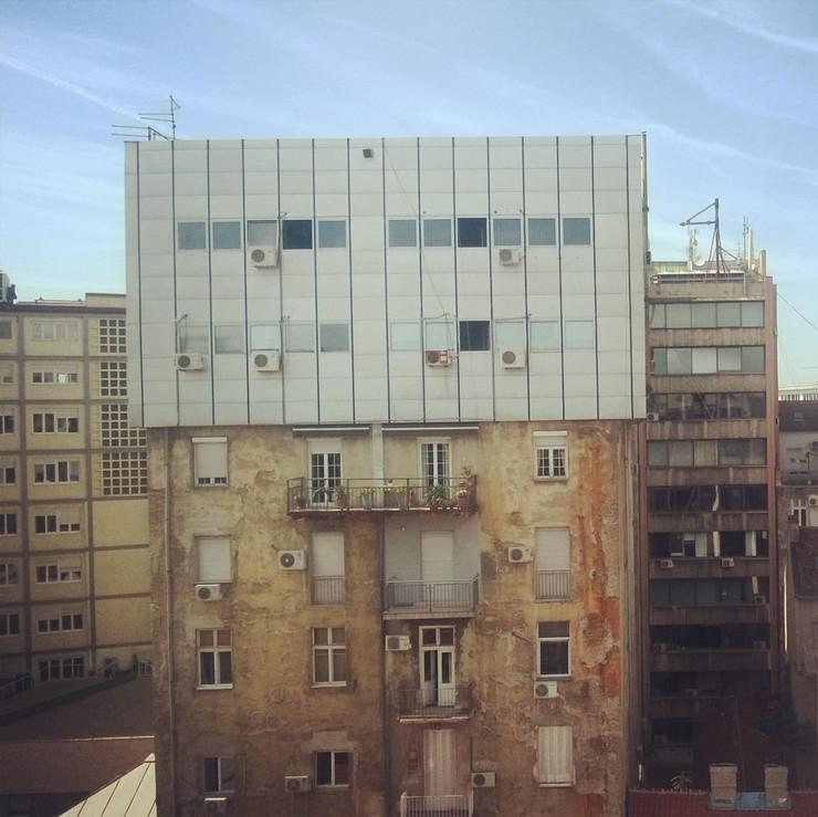 Zgrada u Čumićevom sokaku