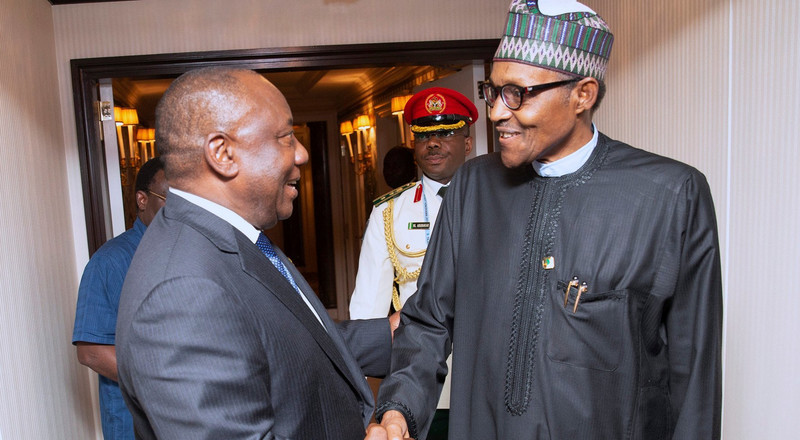 Buhari jets to South Africa to face Ramaphosa on xenophobic attacks