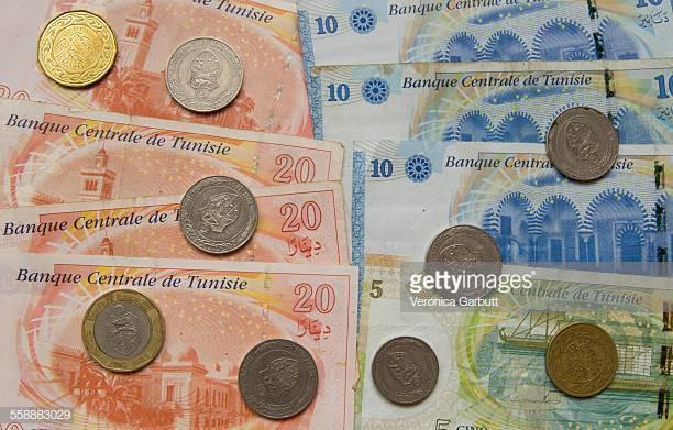 The Tunisian dinar