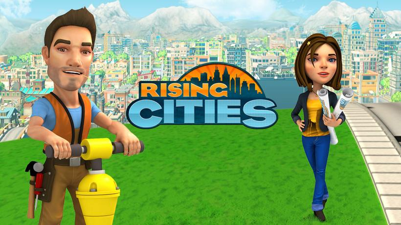 gameplanet Rising Cities