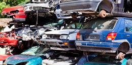Koniec ze składakami? Zakażą handlu autami ze złomu