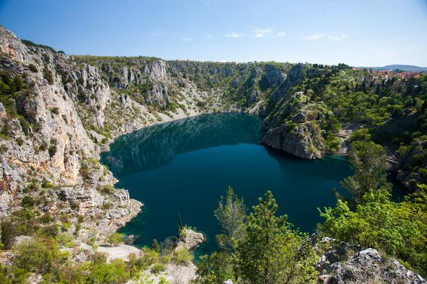 Jezioro Niebieskie