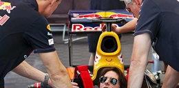 Tom Cruise w F1!