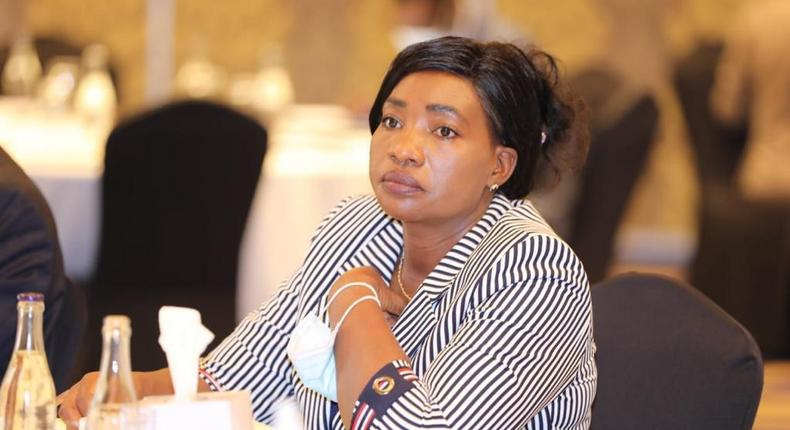 National Assembly Land Committee chair Rachel Nyamai