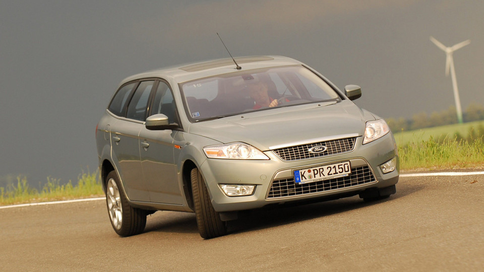 Ford Mondeo III 2.3/2.5T (2007-10)