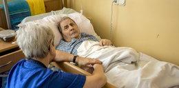 Gerard Cieślik w szpitalu (zdjęcia)