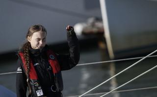 Greta Thunberg człowiekiem roku 'Time'a'