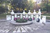 Beocin Spomenik prvobitan izgled foto nadji info
