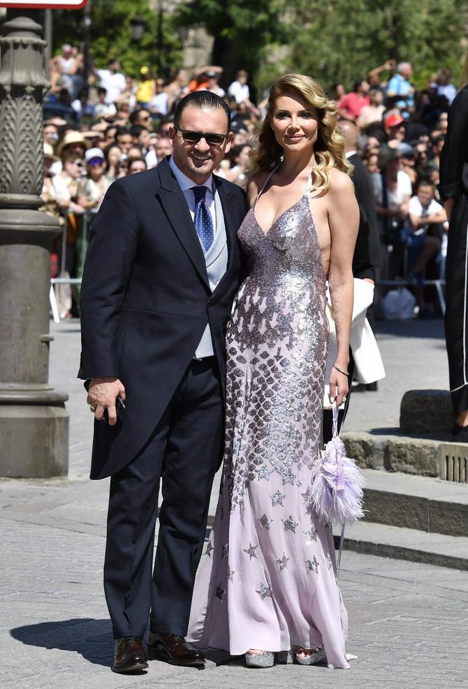 Predrag Mijatović sa suprugom Anetom