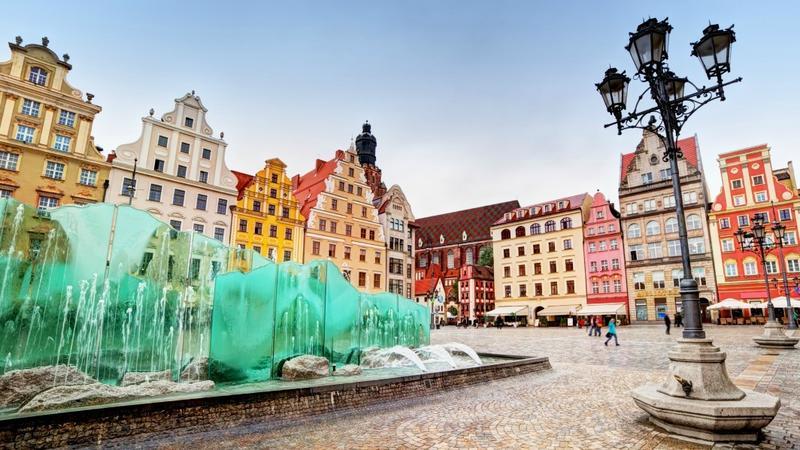 Niezapomniany wyjazd do Wrocławia