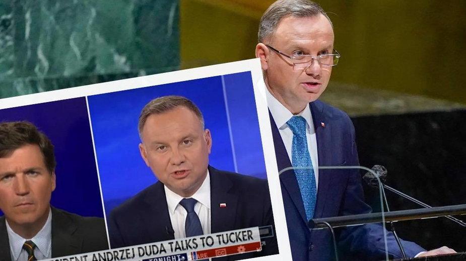Andrzej Duda udzielił wywiadu stacji Fox News