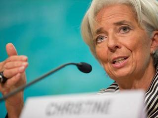 Lagarde IMF MFW new