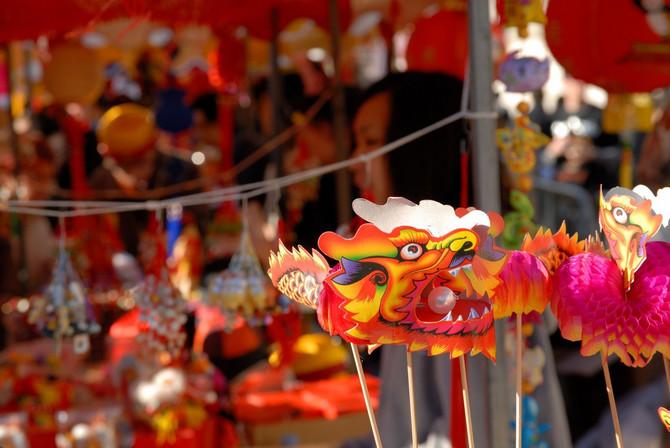 Novi godina po kineskom kalendaru tradicionalno počinje Prolećnim festivalom