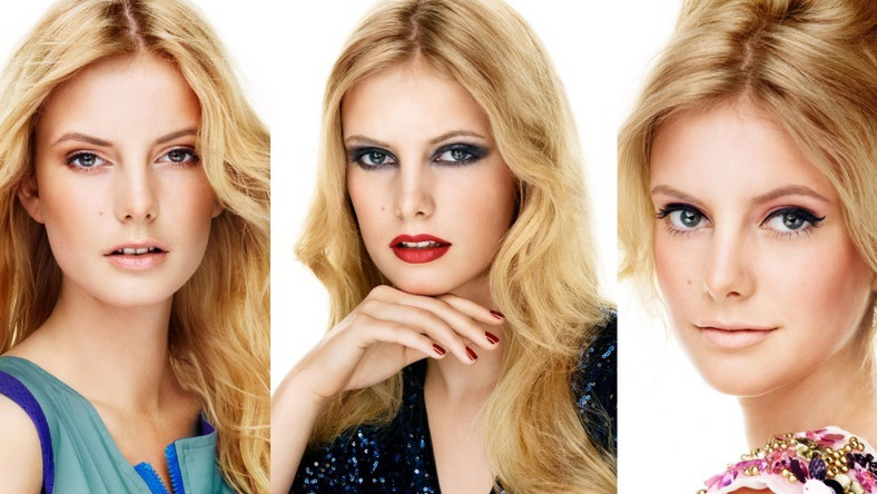 3 różne makijaże na 3 różne okazje
