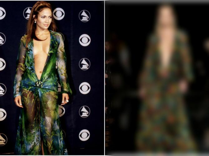 Slavna DRSKA haljina u kojoj je Džej Lo pre dve decenije PROMENILA INTERNET dobila je naslednicu: I još je bolja od ORIGINALA