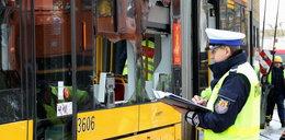Trzy tramwaje zderzyły się w stolicy. Wielu rannych