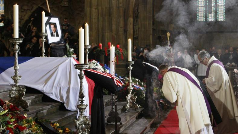 Prywatna ceremonia żałobna