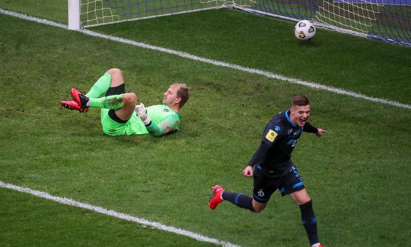 Russian Football Premier League: Dynamo Moscow vs Rostov Rostov-on-Don