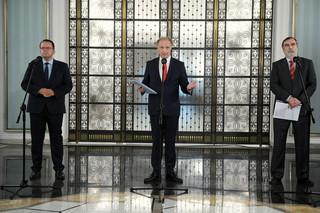 Posłowie partii Gowina: Nie ma podstawy, żeby Porozumienie wyszło ze Zjednoczonej Prawicy