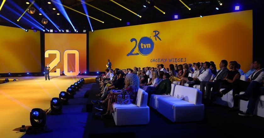 Edward Miszczak zaprezentował jesienną ramówkę TVN. 3 października stacja będzie obchodzić 20-lecie